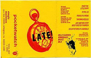 Pocketwatch (album) - Image: Late Pocketwatch