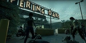 Left 4 Dead 2 - The amusement park in the campaign Dark Carnival