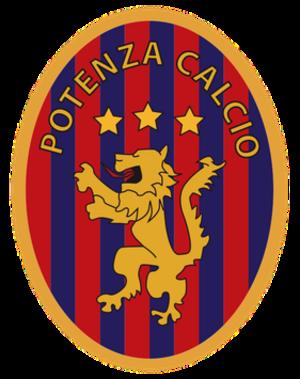 S.S.D. Potenza Calcio - Image: Logo of S.S.D. Potenza Calcio