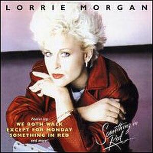 Something in Red - Image: Lorrie Morgan Somethingin Red