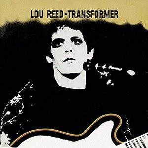 Transformer (album) - Image: Loureedtransformer