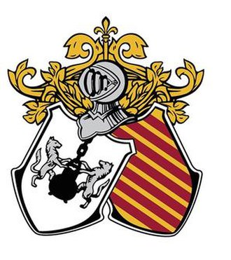 Loyola High School (Montreal) - Image: Loyola HS Coat of Arms