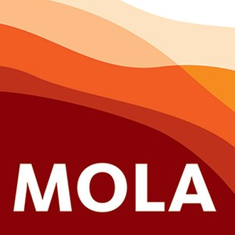 Museum of London Archaeology - Image: MOLA (Museum of London Archaeology) Logo
