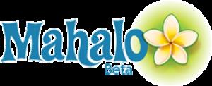 Mahalo.com - Image: Mahalo Alpha Site Logo