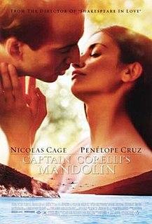 <i>Captain Corellis Mandolin</i> (film) 2001 film by John Madden