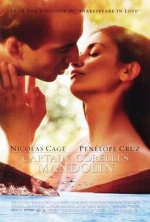Captain Corelli's Mandolin (film) - Image: Mandolinfilm 1