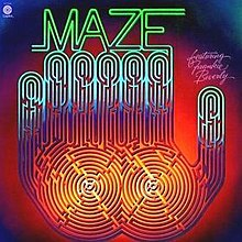 Maze Featuring Frankie Beverly (album) - Wikipedia, the free ...