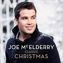 Classic Christmas Joe Mcelderry Album Wikipedia