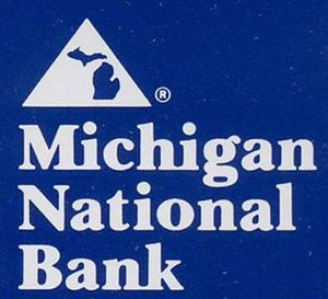Michigan National Bank - Image: Michigannationalbank