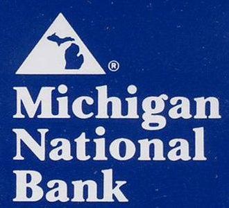 Michigan National Bank - Image: Michigannationalbank