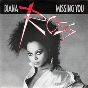 Missing You (Diana Ross song) - Image: Missing You Diana Ross