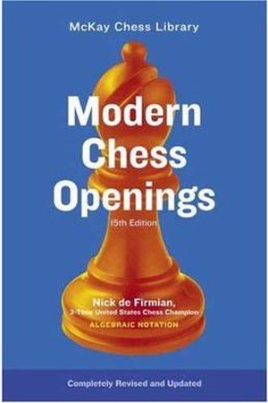 Modern Chess Openings - Fifteenth edition (2008)