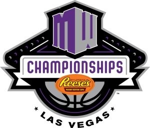 2014 Mountain West Conference Men's Basketball Tournament - Image: Mountain West Basketball Championships logo new for 2013
