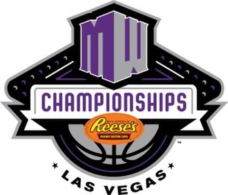 2013 Mountain West Conference Men's Basketball Tournament - MWC Tournament logo