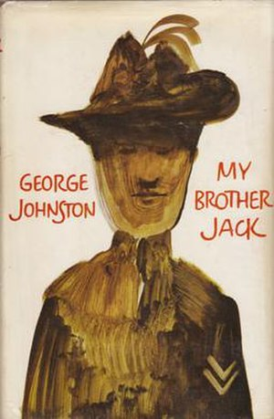 My Brother Jack - First edition