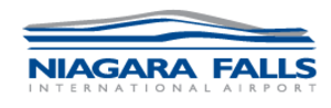 Niagara Falls International Airport - Image: Nfia logo