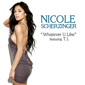 Whatever U Like - Image: Nicole Scherzinger Whatever U Like
