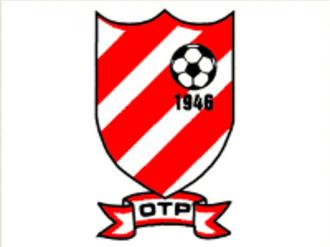 Oulun Työväen Palloilijat - Image: OTP Football Club Logo