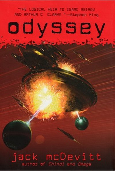Picture of a book: Odyssey