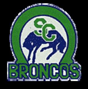 Swift Current Broncos - Swift Current Broncos original logo.