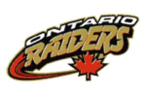 Ontario Raiders - Image: Ontario Raiders