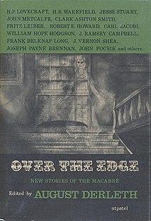 <i>Over the Edge</i> (anthology) book by August Derleth