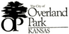 Official logo of Overland Park, Kansas