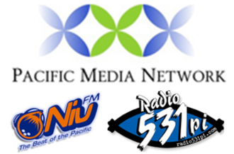 Pacific Media Network - Pacific Media Network Logo 2015