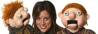 The Podge and Rodge Show - Promotional image