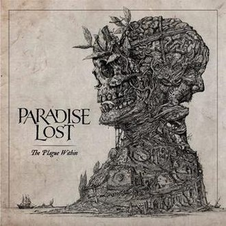 The Plague Within - Image: Paradise Lost The Plague Within