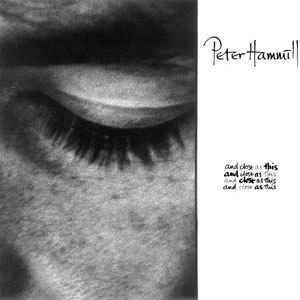 And Close As This - Image: Peter Hammill And Close As This