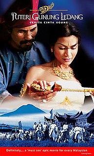 <i>Puteri Gunung Ledang</i> (film) 2004 film by Saw Teong Hin