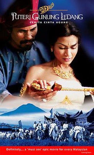 Puteri Gunung Ledang (film) - Theatrical one-sheet poster