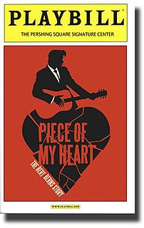 <i>Piece of My Heart: The Bert Berns Story</i> musical