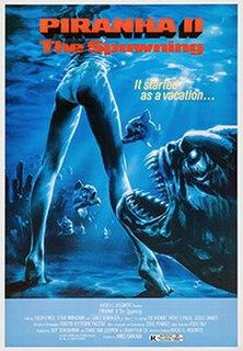 <i>Piranha II: The Spawning</i> 1982 horror film by James Cameron