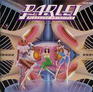 <i>Pleasure Principle</i> (album) 1978 studio album by Parlet
