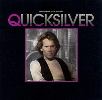 Quicksilver: Original Motion Picture Soundtrack - Image: Quicksilver soundtrack