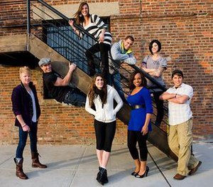 The Real World: Brooklyn - The cast of The Real World: Brooklyn