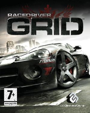 Race Driver: Grid - Image: Race Driver GRID (box art)