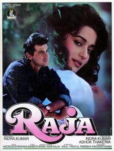 <i>Raja</i> (1995 film) 1995 film by Indra Kumar