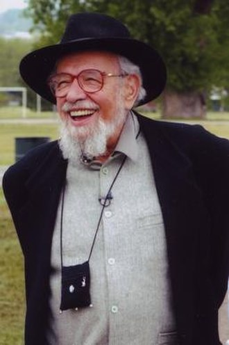 Zalman Schachter-Shalomi - Rabbi Zalman Schachter-Shalomi in 2005