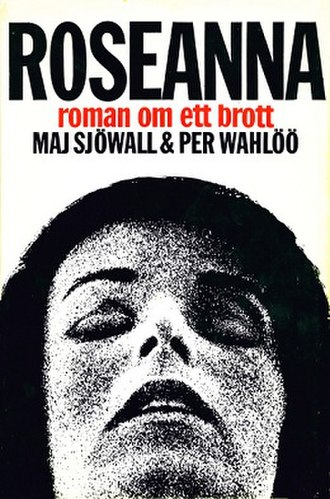 Roseanna (novel) - First English edition