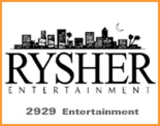 Rysher Entertainment - Image: Rysher logo