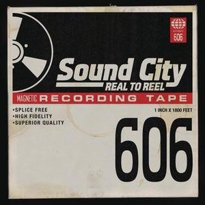 Sound City: Real to Reel - Image: SC cover album