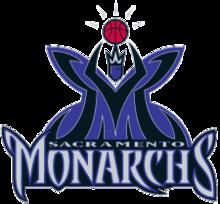Sacramento Monarchs logo