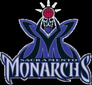 Sacramento Monarchs - Image: Sacramento Monarchs