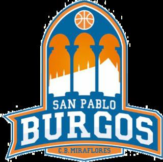 CB Miraflores basketball club in Burgos, Spain