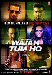 Wajah Tum Ho (2016) Full Movie Watch Online Free Download