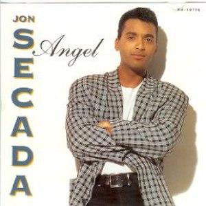 Angel (Jon Secada song) - Image: Secada angel cover