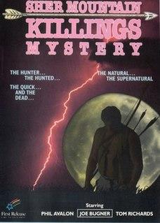 <i>Sher Mountain Killings Mystery</i> 1990 film by Vince Martin